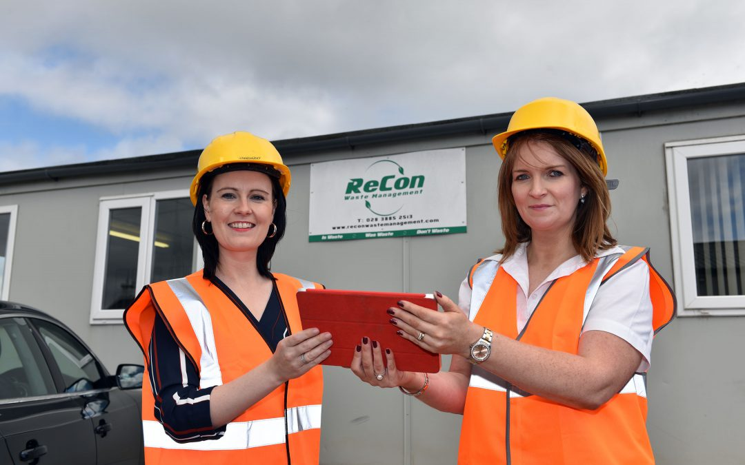 Customer Case Study: ReCon Waste Management